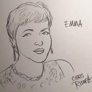 Emma (Mrs Bookish)